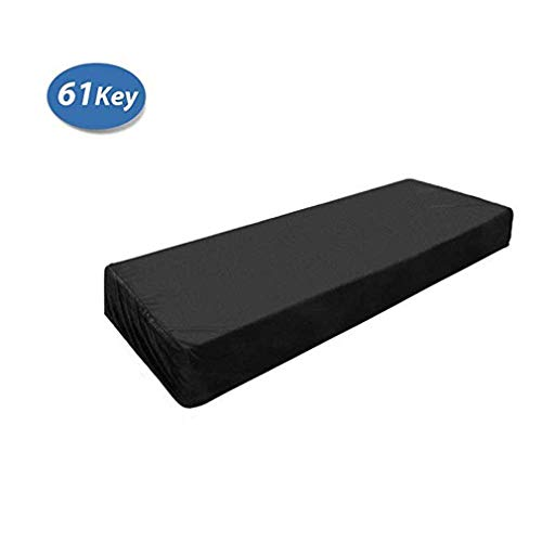 Ogquaton Key Piano Keyboard Cover Stretchable Piano Dust Cover with...