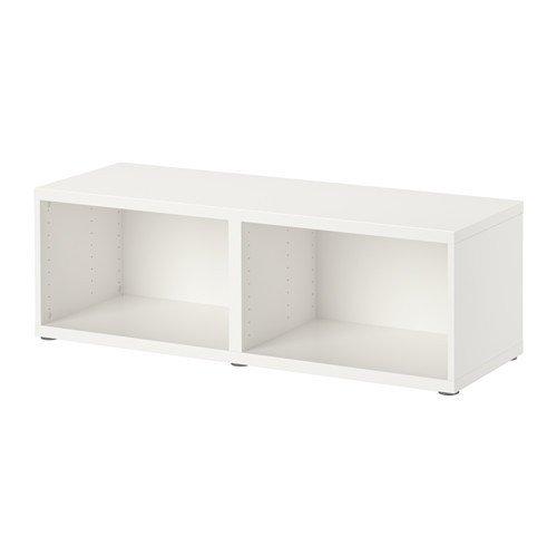 IKEA BESTA Korpus in weiß; (120x40x38cm)