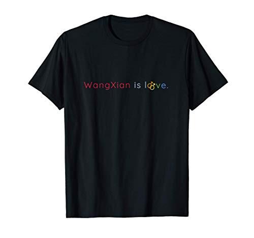 WangXian Is Love Quote - MoDaoZuShi, The Untamed, CQL T-Shirt
