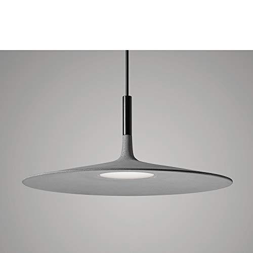 FOSCARINI - Lámpara de suspensión Foscarini Aplomb LED - Gris