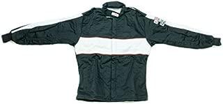 G-Force Racing Gear 4385LBK GF505 Jacket Only Large Black