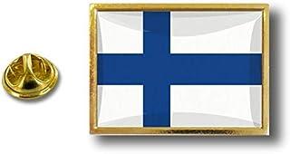 Spilla Pin pin's Spille spilletta Giacca Bandiera Distintivo Badge Finlandia