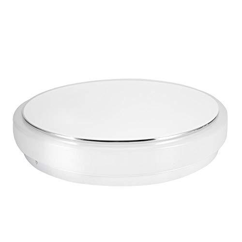 ZWD Luces de Techo WiFi LED de 60 vatios, Blanco Ajustable + RGB, 2500 LM, luz Inteligente Regulable para baño, Cocina, Pasillo, Oficina, Luces de Techo al RAS