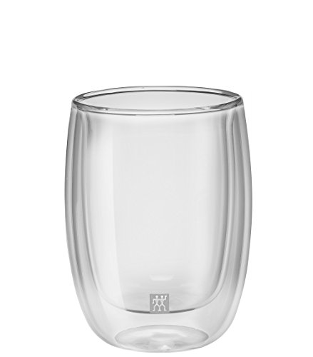 Zwilling® Sorrento Doppelwandiges Glas, Kaffee 200ml, 2-er Set