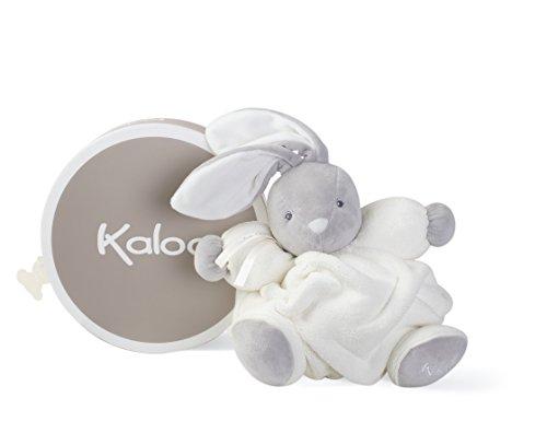 Kaloo K969553 Plume Plüschtier Hase 25 cm, Creme