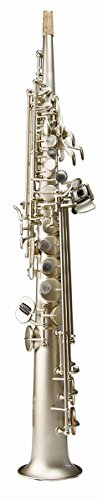 Trevor James Horn 88 Sopransaxophon-Set, einteilig, goldfarben