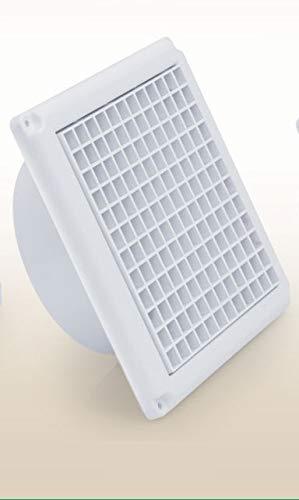 oxyair ABS Vent Cover for Chimney Pipe, Size-5-inch (White)
