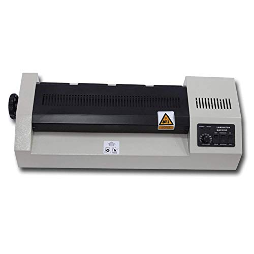 JD9 Professional Lamination/Laminating Machine Compact- Fully Automatic Professional Lamination Machine/Laminator for Upto A3 Size with Hot and Cold Lamination (I-Card, Photos ID, Document,Certificate)
