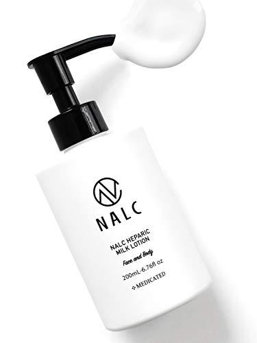 NALC ヘパリン 乳液 (乾燥肌の救世主 ヘパリン類似物質 配合) (全身 に使えるから ボディローション として...