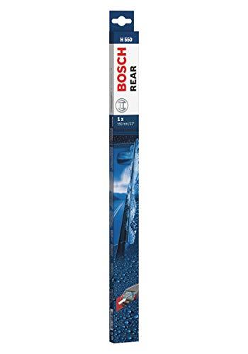 Bosch Balai d'Essuie–Glace Arrière Rear : H550, Longueur : 550mm – 1 Balai Arrière