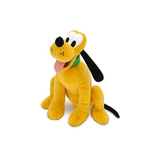 Disney Pluto Plush - Mini Bean Bag - 8 Inch Multi