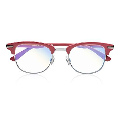 Officebrille, Arbeitsplatzbrille, Gleitsicht Bildschirmbrille, Blaulichtfilter, Raumbrille (+1,50dpt)