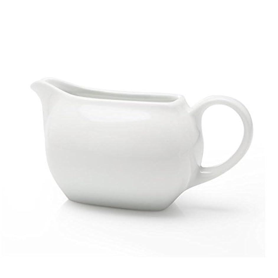 Bia Cordon Bleu 14oz White Porcelain Gravy Boat - Microwave Safe l8261889839249