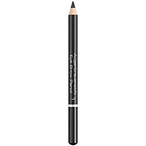 ARTDECO Eyebrow Pencil, Augenbrauenstift, Nr. 1, black