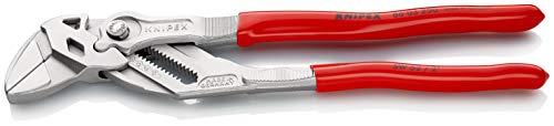 KNIPEX Zangenschlüssel Zange und Schraubenschlüssel in einem Werkzeug (250 mm) 86 03 250