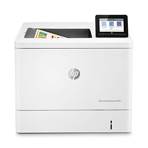 HP Color LaserJet Enterprise M555dn Duplex Printer (7ZU78A)