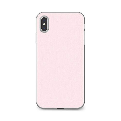 Pastel roze behang schattige siliconen telefoonhoesje voor iPhone 11 Pro 4 4S 5 5S SE 5C 6 6S 7 8 X 10 XR XS Plus Max voor iPod Touch, For iPhone X, afbeeldingen 6