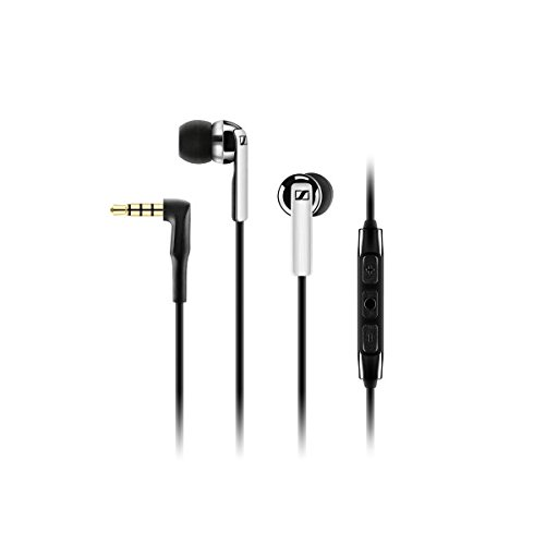 Sennheiser CX 2.00i Black In-Ear Canal Headset (Discontinued by Manufacturer)