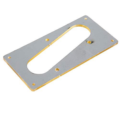 TXX para Guitarra Bass Musical Instrumentgold Pickup Frame Single Coil Humbucker Frame