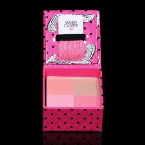 Hard Candy Fox in a Box Powder Compact #396 Hot Flash by Hard Candy