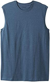 KingSize Men's Big & Tall Shrink-Less Lightweight Sleeveless Muscle T-Shirt