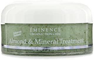 Eminence Organic Skin Care Almond & Mineral Treatment, 2 Ounce