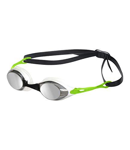 ARENA Cobra Mirror Goggles Smoke-Silver-Green 2020 Schwimmbrille