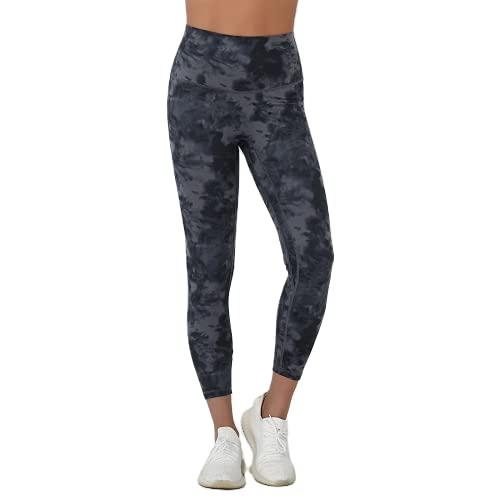 QTJY Pantalones de Yoga Deportivos sin Costuras con Levantamiento de Cadera de Cintura Alta, Mallas de Secado rápido Deportivas para Correr en el Gimnasio EM