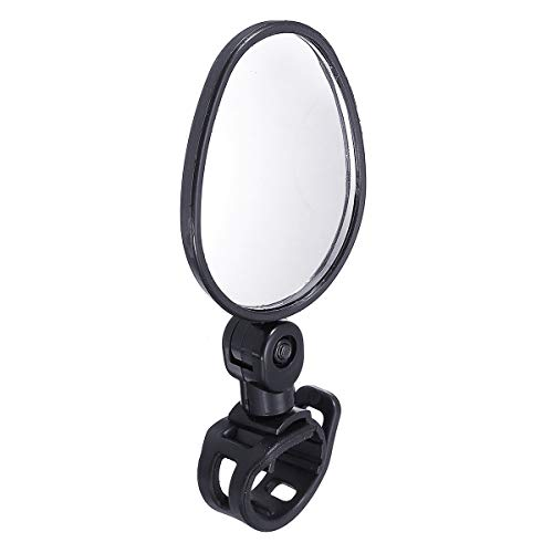 Wooya Rückansicht Convex Mirror for Xiaomi M365 Ninebot Es4 Electric Scooter Bicycle Bird