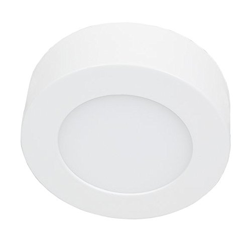 nobilé LED plafond-/wandlamp paneel opbouw 120 R, 5 W, neutraal wit NO-1560770411