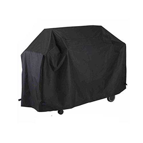 BBQ Cover Black Waterproof Accessoires BBQ Grill Cover Anti-Dust Rain Gas Charcoal Grill Electric BBQ Grill