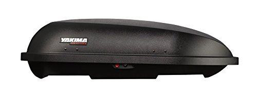 YAKIMA - RocketBox Pro, Multi-Sport Rooftop Cargo Box for Smaller Cars, Hatchbacks and SUVs, 12 (adds 12 Cubic ft. of Storage)