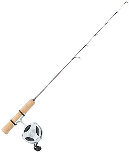 Pflueger Trion Inline Ice Fishing Combo