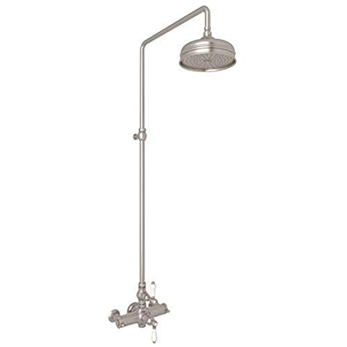 Why Choose ROHL AKIT49172LPSTN THERMOSTATIC SHOWER, Satin Nickel