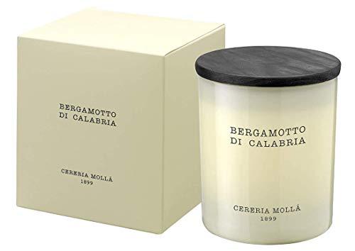 Cereria Molla 1899 Vela aromática Bergamotto di Calabria Ar