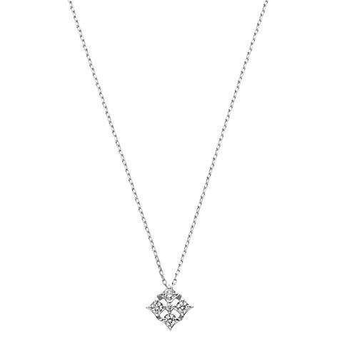 [ヴァンドーム青山] プラチナ ネックレス APVN202340DI ダイヤモンドネックレス