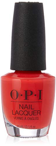 OPI Nail Lacquer Smalto - A Good Man-Darin is Hard to Find - 15 ml