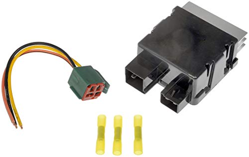 Dorman 973-062 Blower Motor Resistor Kit With Harness for Select Ford/Lincoln/Mercury Models