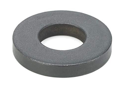 Morton HDW-4 Black Oxide Steel Heavy Duty Flat Washer, 1/2