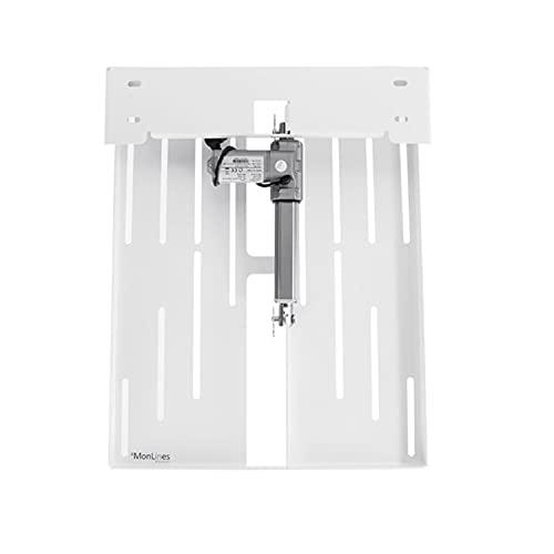 MonLines mMotion Flip XL elektrische TV Deckenhalterung, weiß (9969100951)