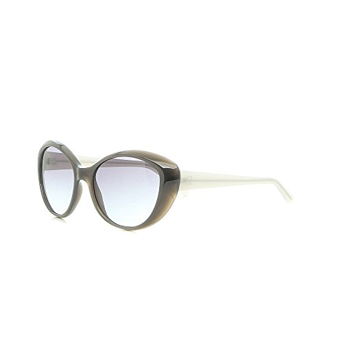 United Colors of Benetton BE937S01 Gafas de sol, Grey/White, 55 para Mujer
