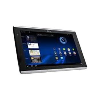 acer【アイコニア】ICONIA タブレットPC シルバー ICONIA TAB A500-10S16