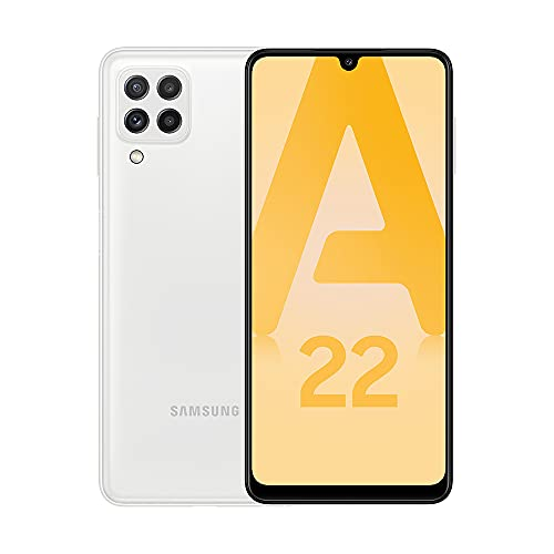 SAMSUNG - SMARTPHONE GALAXY A22 64Go 4G - Blanc