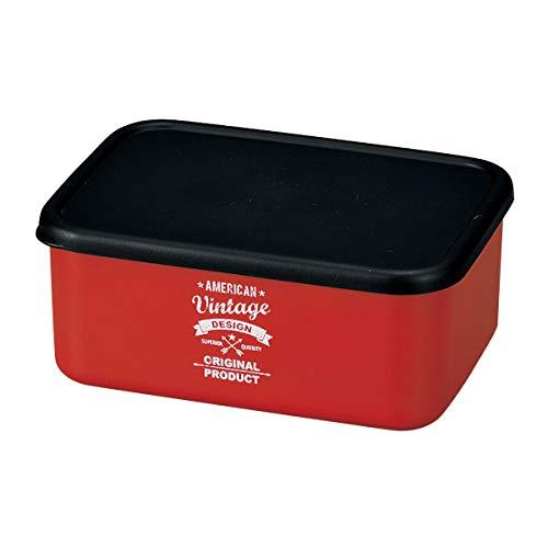 レンジパック 保存容器 食洗機対応 レンジ対応 アメリカンビンテージ ランチプラス M