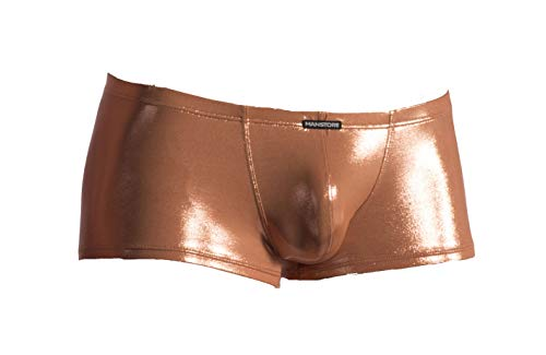 MANstore - M810 Micro Pants - metallic look - gelimiteerd