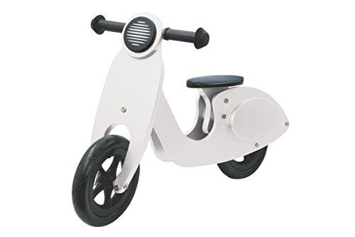 Best Price Jamara 460230 White Push-Bike Wood Scooter