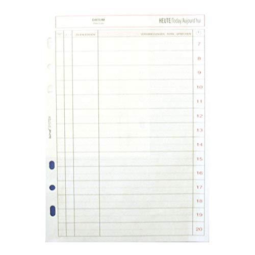 bind Systemeinlage Startpaket MANAGER PLUS A5 Terminplan System-Register B25134