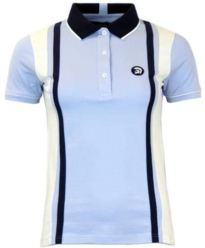 Homme TROJAN RECORDS Basic en coton classique Polo Shirt TC 1010-Bleu Marine