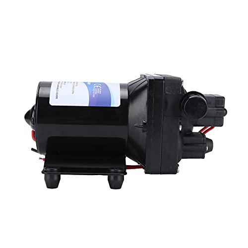 Bomba de presión de diafragma de agua, Interruptor de bomba de diafragma de presión de agua Tipo 2850 R/M Velocidad para caravana Rv Barco marino para aplicaciones agrícolas