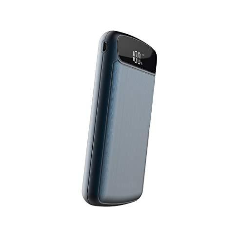 MMFXUE Power Bank 11000mAh Cargador de teléfono portátil Cargador de batería Externo Compatible para iPhone iPad Samsung Huawei Tableta Android